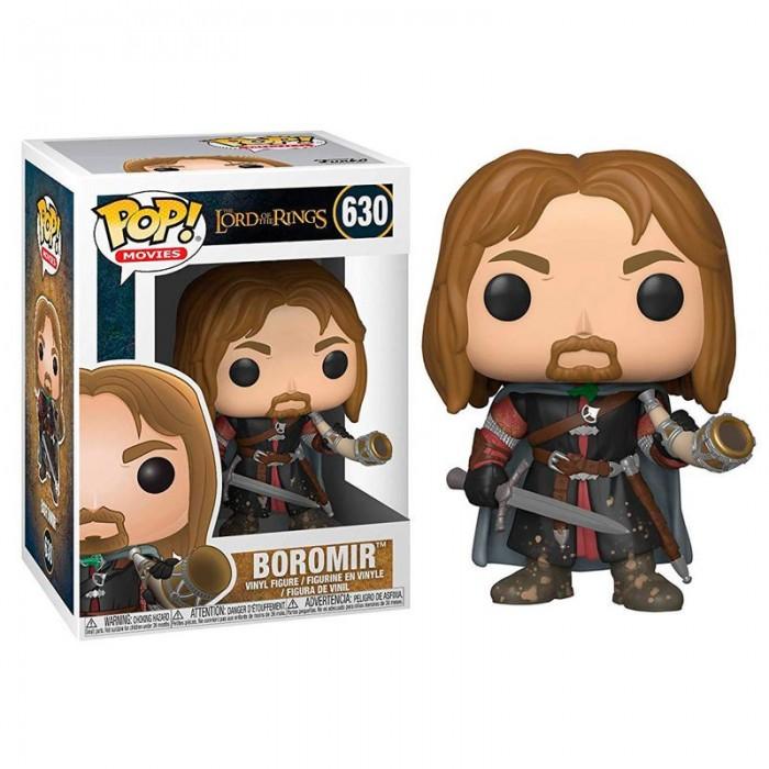 Funko Pop! Boromir - El Señor de los...