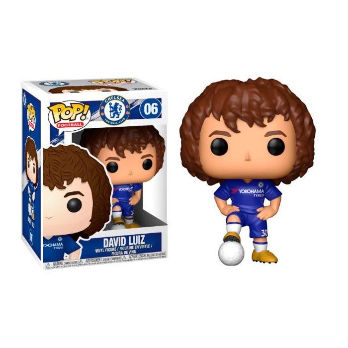 Funko Pop! Chelsea David Luiz