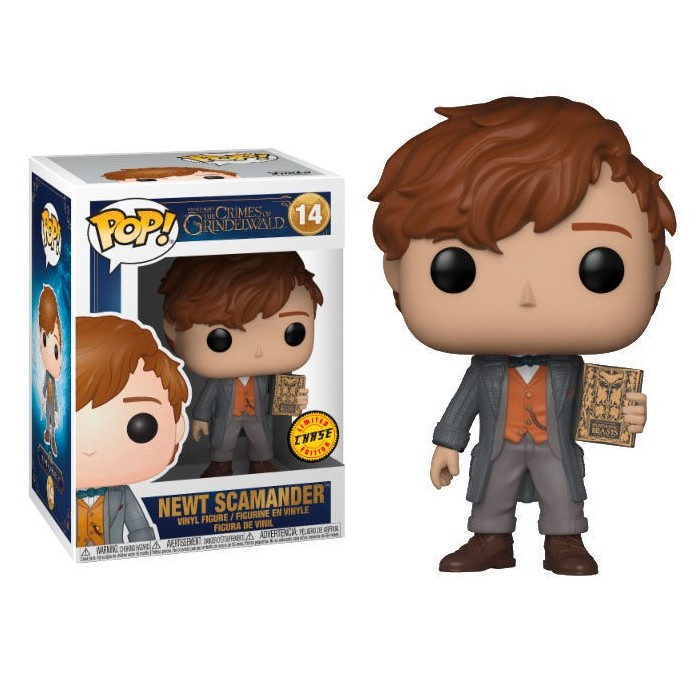 Funko Pop! Scamander Chase - Animales...