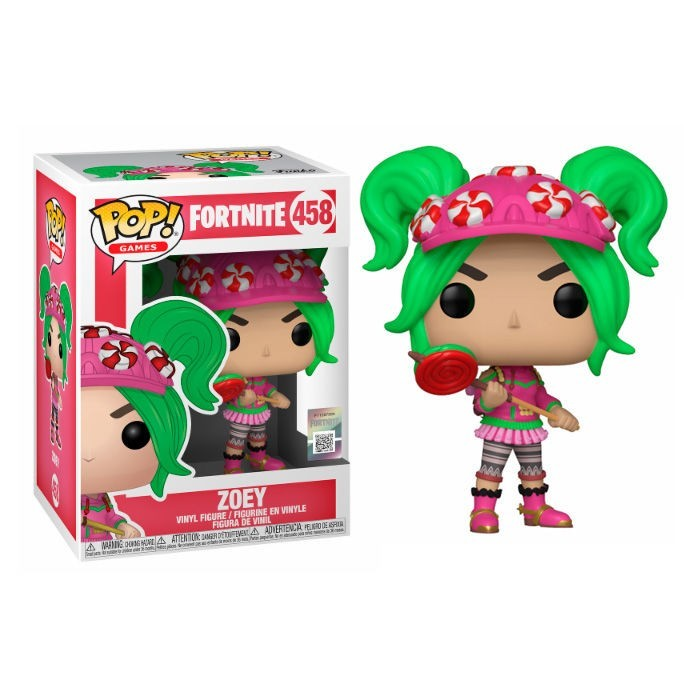 Funko Pop! Fortnite Zoey