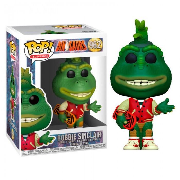 Funko Pop! Robbie Sinclair - Dinosaurios
