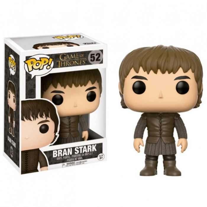 Funko Pop! Bran Stark - Game of Thrones