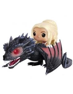 Funko Pop! Daenerys y Drogon 18 cm - Juego de Tronos