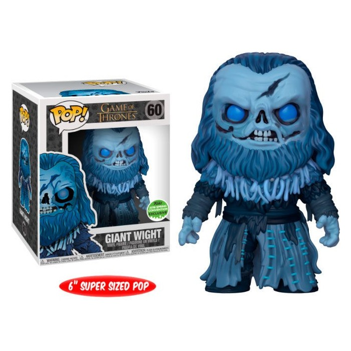 Funko Pop! Gigante Wight 15 cm...