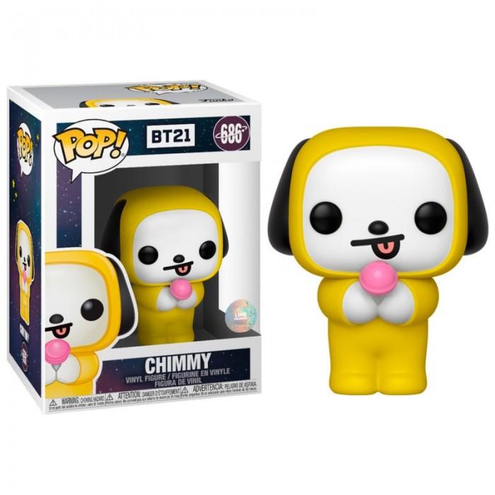 Funko Pop! BT21 Chimmy