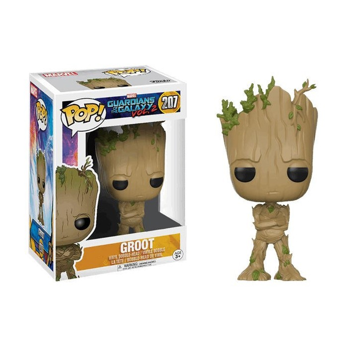 Funko Pop! Groot Exclusivo -...