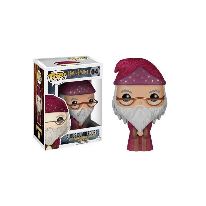 Funko Pop! Albus Dumbledore - Harry...