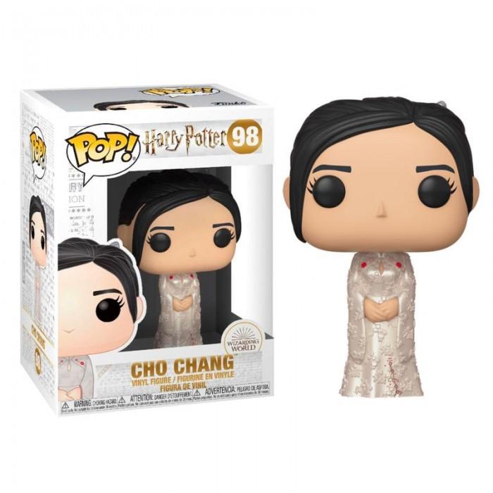 Funko Pop! Cho Chang Baile Navidad -...