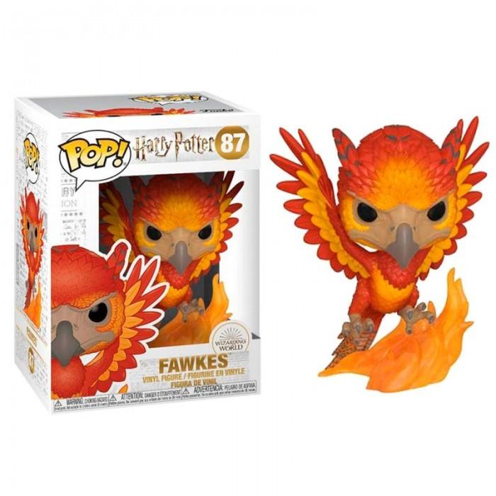 Funko Pop! Fawkes - Harry Potter