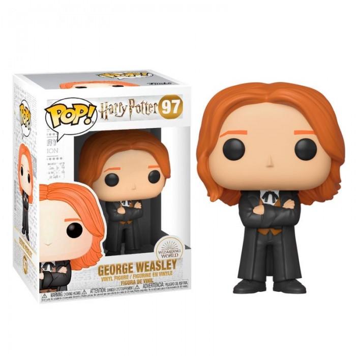 Funko Pop! George Weasley Baile...