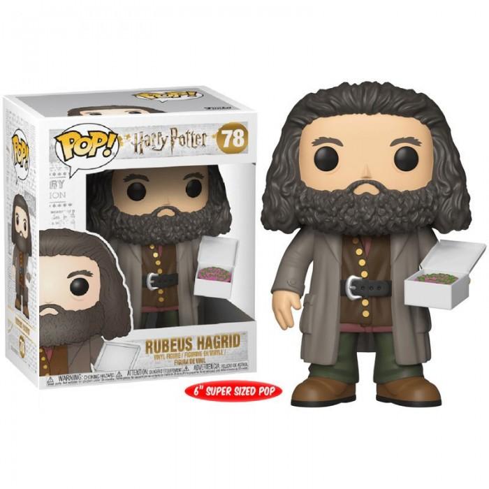 Funko Pop! Hagrid con Pastel 15cm -...