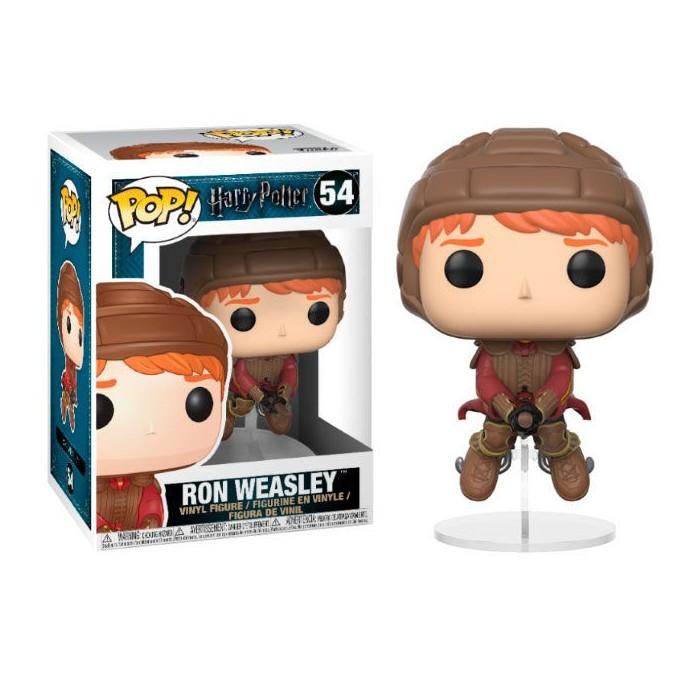 Funko Pop! Ron Weasley en la Escoba -...