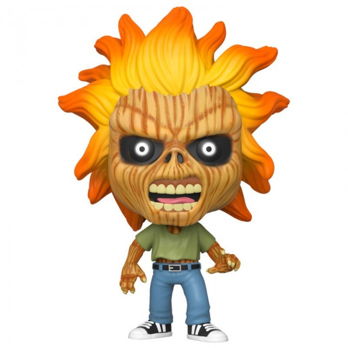Funko Pop! Iron Maiden Skeleton Eddie
