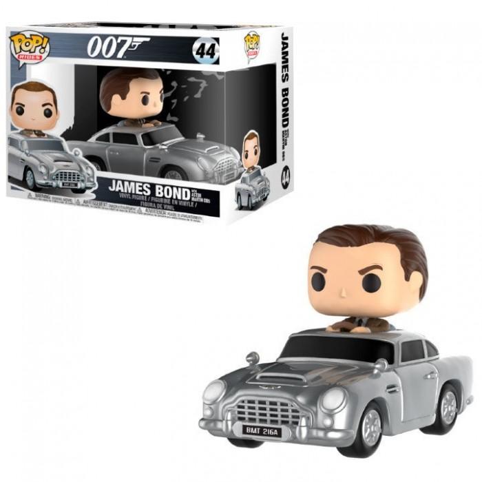 Funko Pop! Aston Martin & Sean...