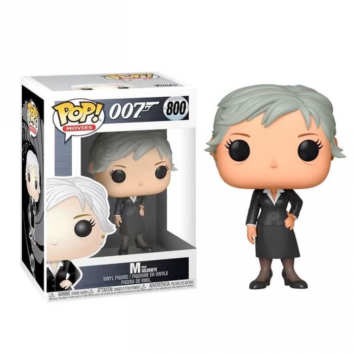 Funko Pop! M - James Bond