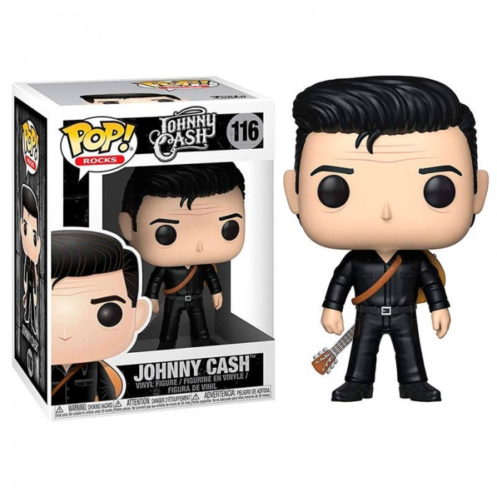 Funko Pop! Johnny Cash in Black
