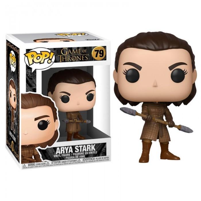 Funko Pop! Arya con Lanza - Juego de...