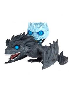 funko pop de rey de la noche en el dragón