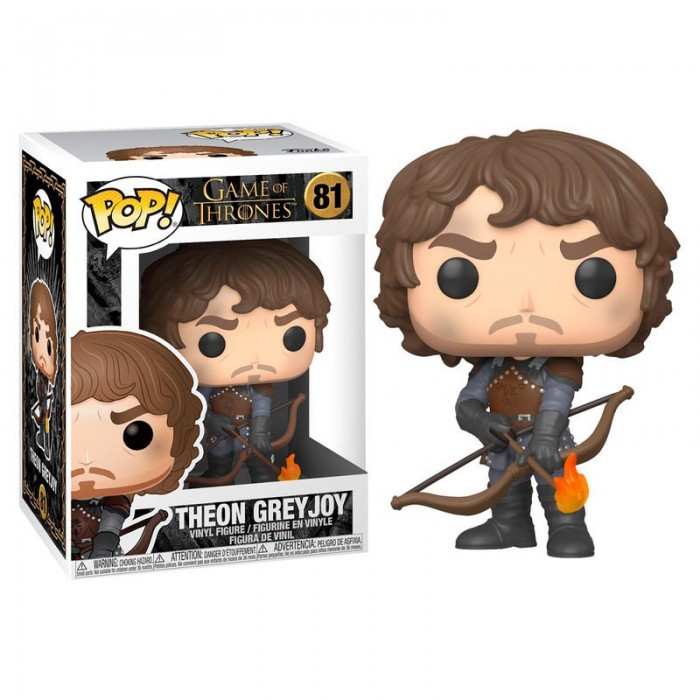 Funko Pop! Theon with Flaming Arrows...