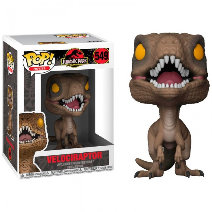 Funko Pop! Jurassic Park Velociraptor