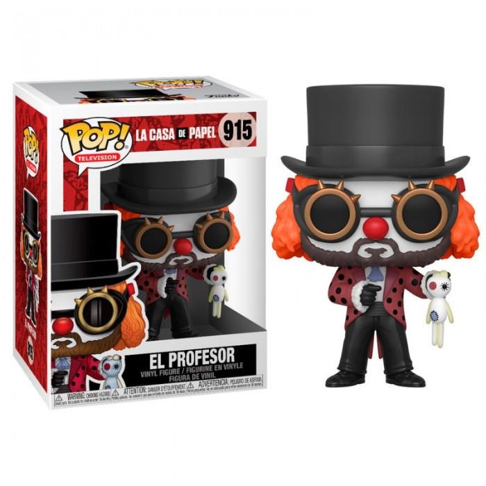 Funko Pop! La Casa de Papel Professor...