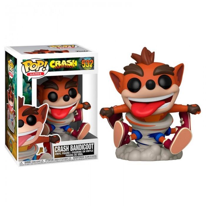 Funko Pop! Crash Bandicoot Crash...