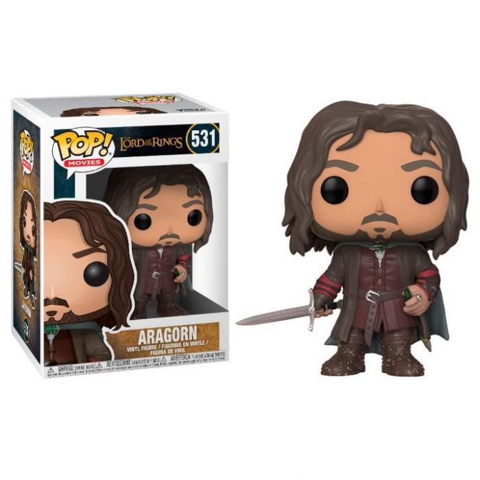 Funko Pop! Aragorn - El Señor de los...