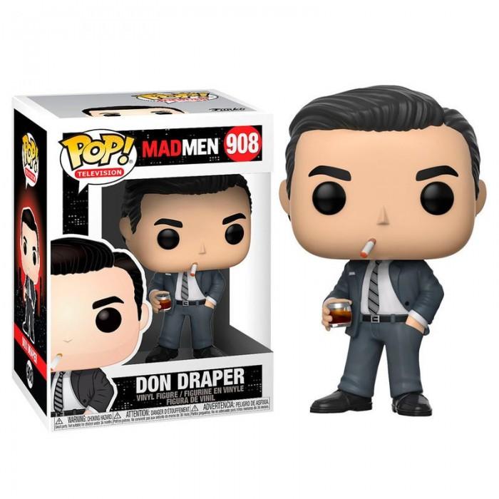 Funko Pop! Mad Men Don Draper