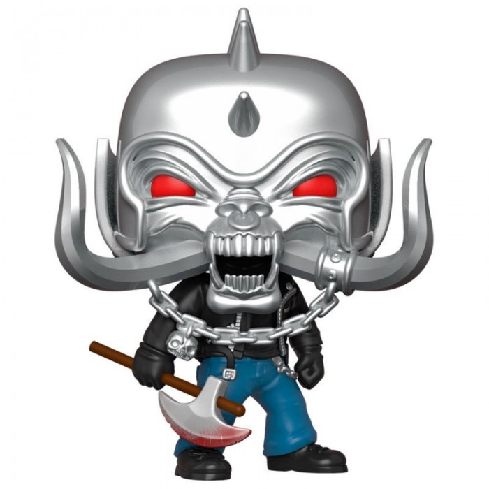 Funko Pop! Motorhead Warpig