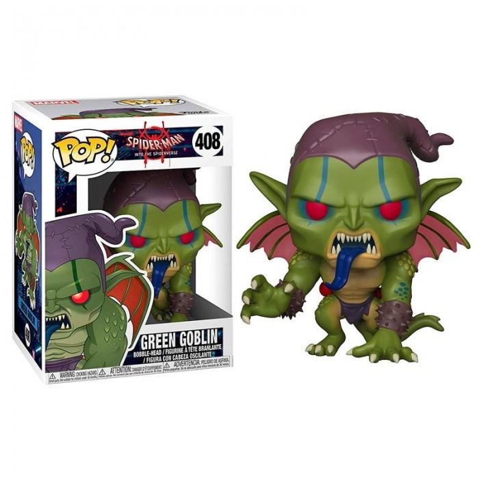 Funko Pop! Duende Verde Spiderman -...
