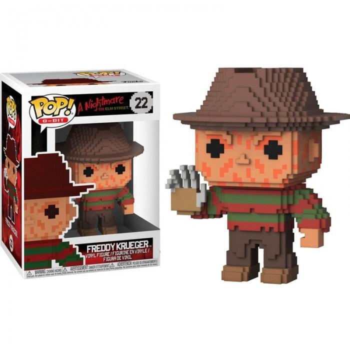Funko Pop! 8-Bit Horror Freddy Krueger