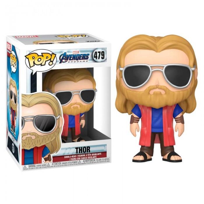 Funko Pop! Thor - Marvel Vengadores...
