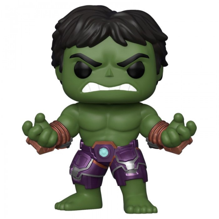 Funko Pop! Hulk Traje Stark Tech -...