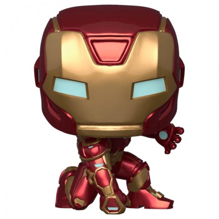 Funko Pop! Iron Man Traje Stark Tech...