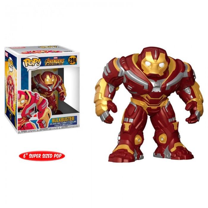 Funko Pop! Hulk Armadura Hulkbuster...