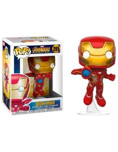 Funko Pop! Iron Man con Alas - Marvel Vengadores Infinity