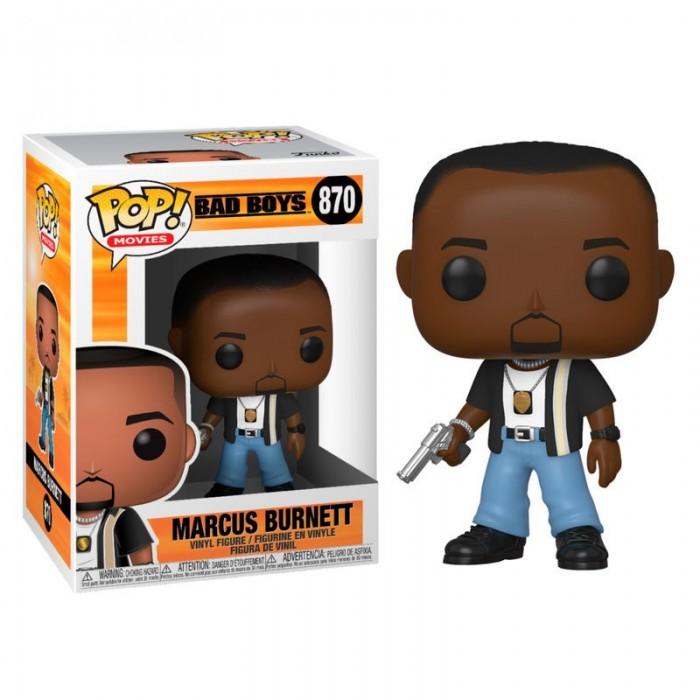 Funko Pop! Bad Boys Marcus Burnett