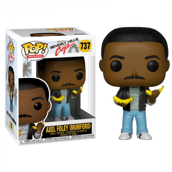 Funko Pop! Beverly Hills Cop Axel...