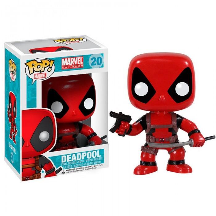 Funko Pop! Deadpool - Marvel