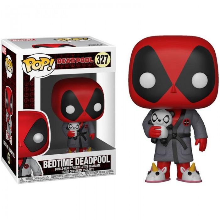 Funko Pop! Deadpool con Bata - Marvel