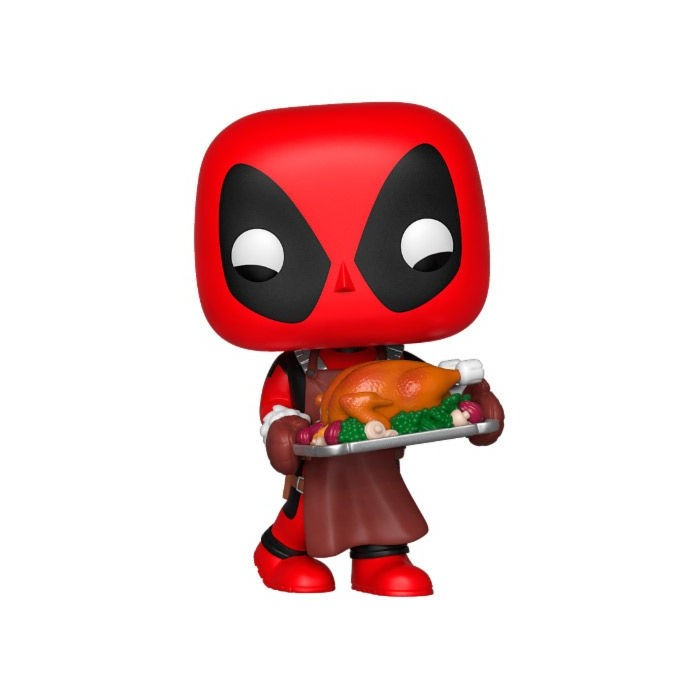 Funko Pop! Deadpool - Marvel Holiday