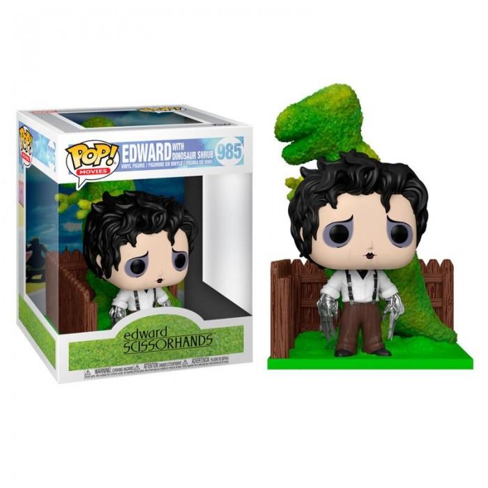 Funko Pop! Eduardo con Arbusto...