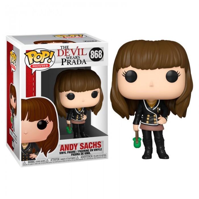 Funko Pop! Andy Sachs - El Diablo...