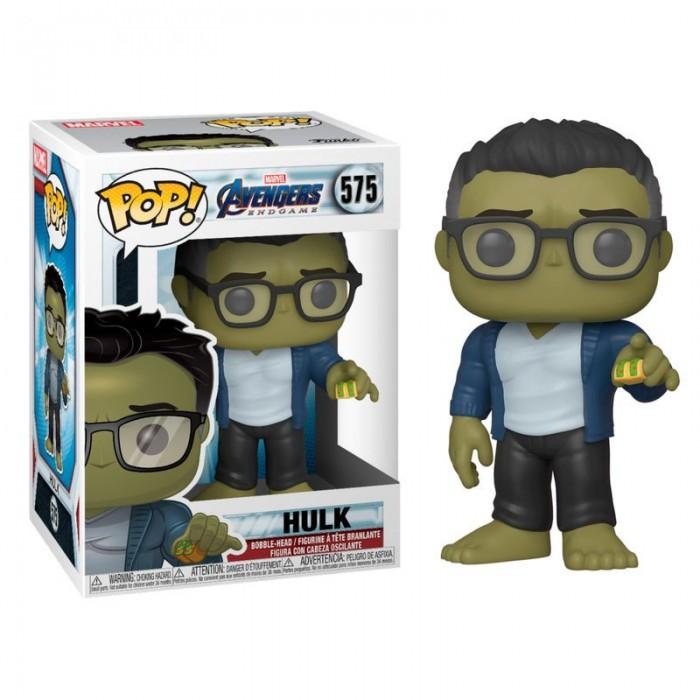 Funko Pop! Hulk con Taco - Marvel...