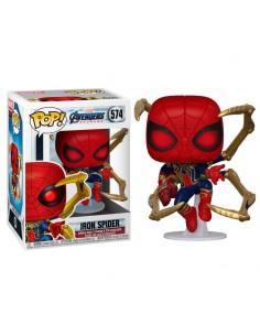 funko pop de iron spider con guantelete