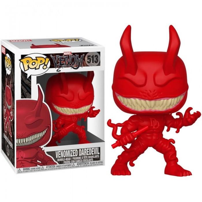 Funko Pop! Daredevil Venomizado -...