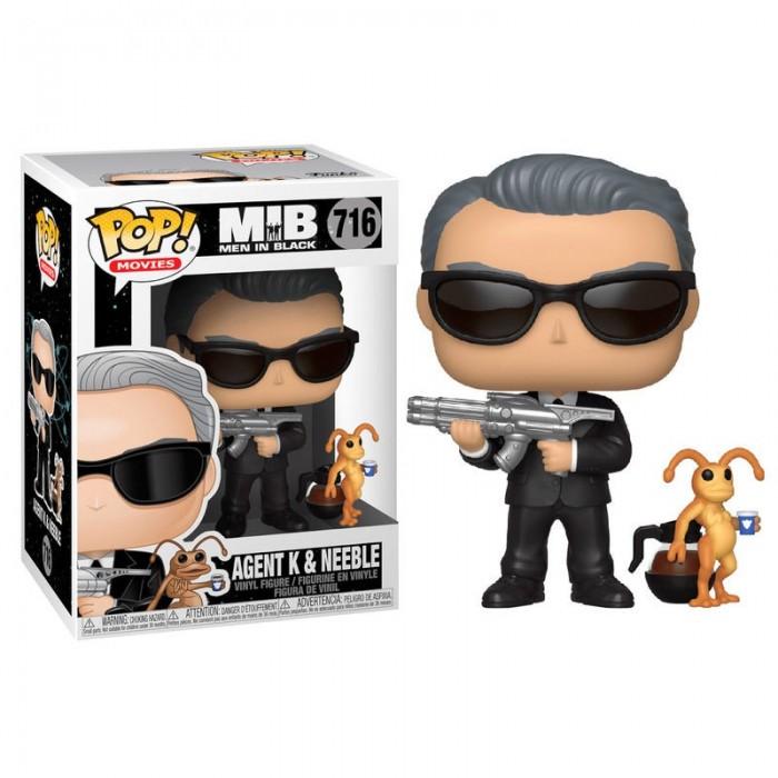 Funko Pop! Agente K & Neeble -...