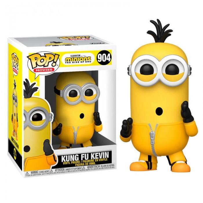 Funko Pop! Kung Fu Kevin - Minions 2