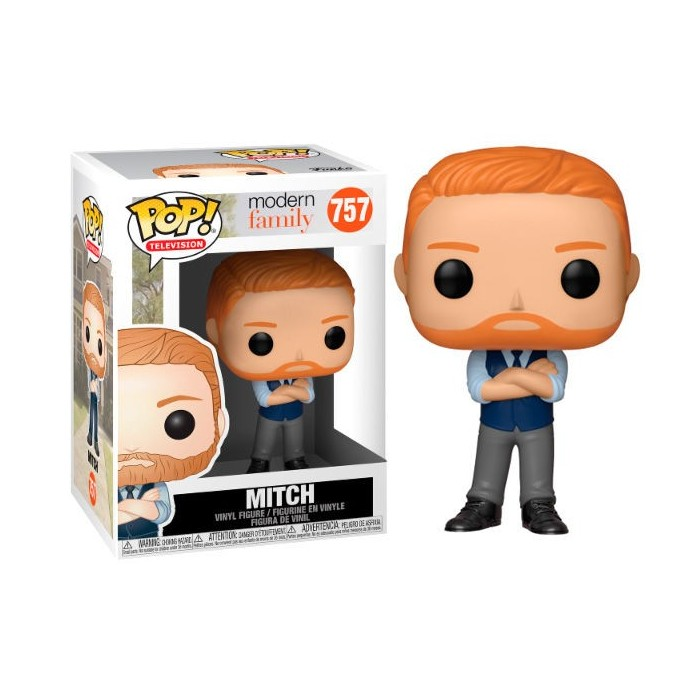 Funko Pop! Mitch - Modern Family