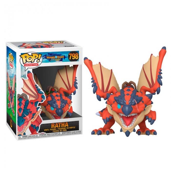 Funko Pop! Ratha - Monster Hunter